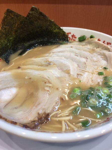 「チャーシュー麺¥910」@九州大分らぁめん たまがった 西口店の写真