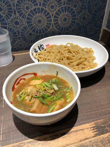 「つけ麺 並」@三豊麺 三宮店の写真