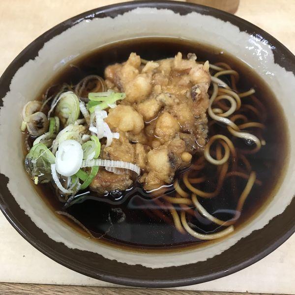 「いかげそ天(¥380)」@岩本町スタンドそばの写真