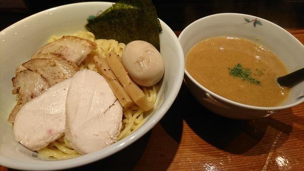 「特製十条つけ麺(950円)」@Noodle Maker 貴の写真