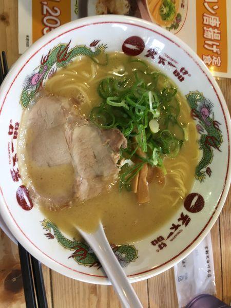 「ラーメン屋台の味」@天下一品 木津川店の写真