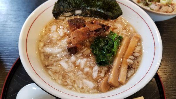 「期間限定 八王子拉麺」@麺や 阿吽の写真