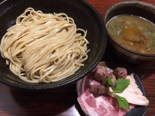「限定つけ麺」@麺屋 ひな多の写真