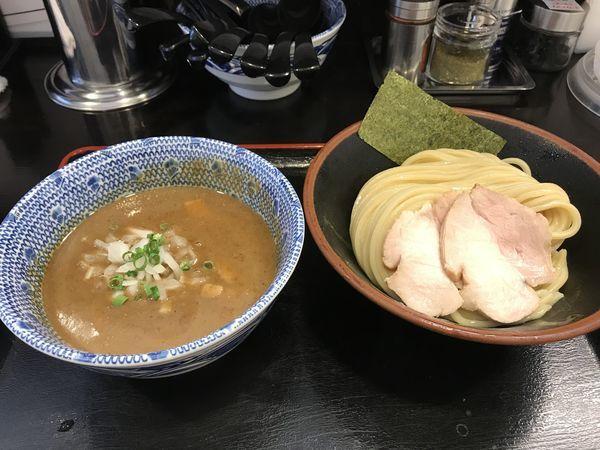 「濃厚つけ麺」@つけ麺 凌駕の写真