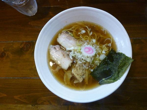 「元祖・中華そば(ガンチュウ)」@麺屋 やま昇 住吉店の写真
