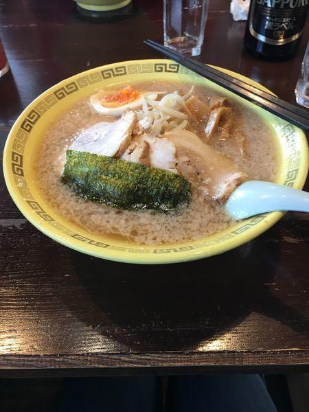 「チャーシュー麺」@江川亭 小金井本店の写真
