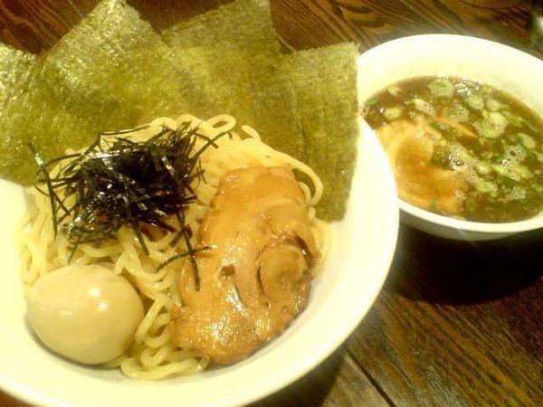 「特製つけ麺 (980円,麺量は250g)」@麺匠 大悟 DAIGOの写真