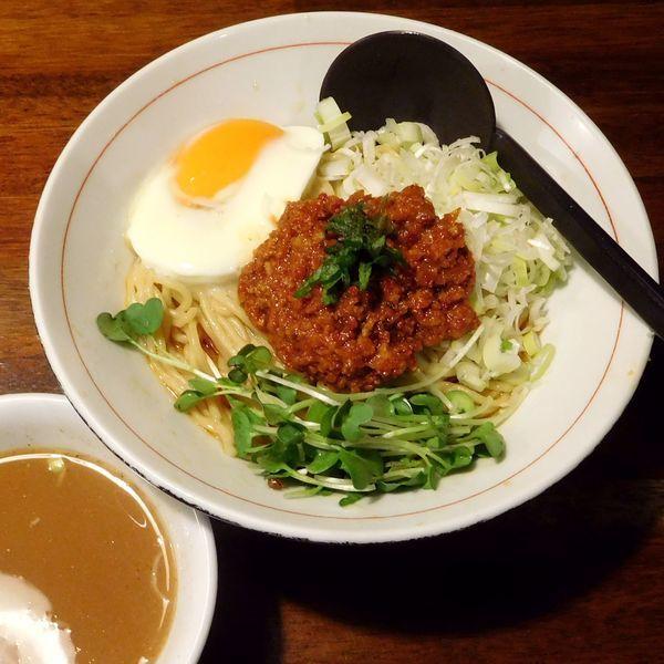 「汁なし担々麺(830円)」@そらまめ拉麺本舗の写真