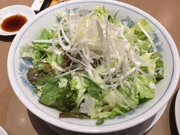 「冷やし坦々麺」@中華菜館 胡弓の写真