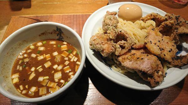 「濃厚二天つけ麺(1150円)」@麺屋武蔵 二天の写真