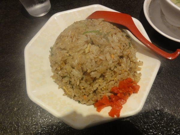 「焼飯」@ラーメン麺長の写真