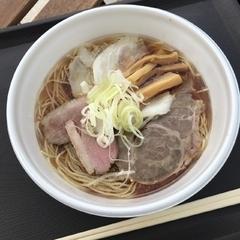 寿製麺よしかわ マルシェ DE 川越醤油らーめんの写真