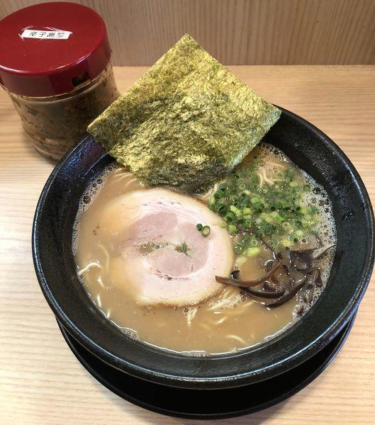 「ラーメン ¥650」@九州とんこつらーめん ひらさわの写真
