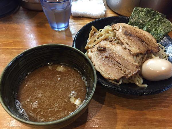 「特製つけ麺」@麺屋 土竜の写真