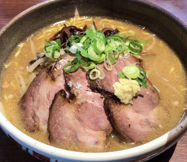 「味噌」@麺屋 はる吉の写真