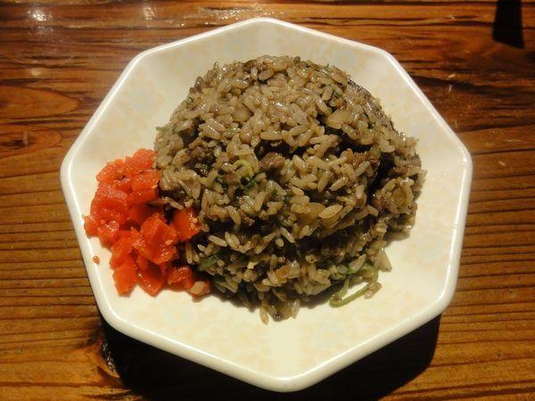 「牛すじ焼飯」@ラーメン麺長の写真