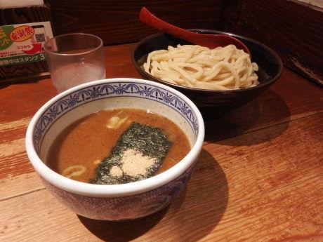 「つけ麺 中」@つけ麺専門店 三田製麺所 五反田店の写真