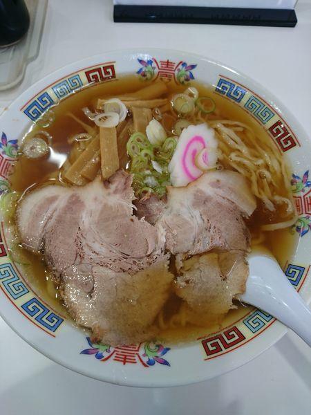 「ラーメン 600円」@よしだやの写真