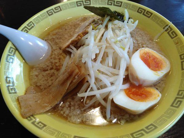 「味付玉子麺」@江川亭 小金井本店の写真