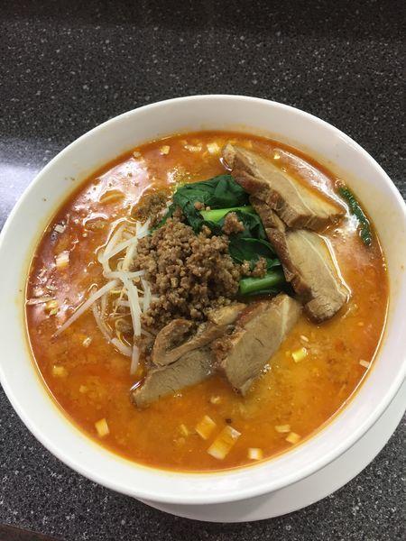 「チャーシュー担々麺 ¥1020円」@和正の写真