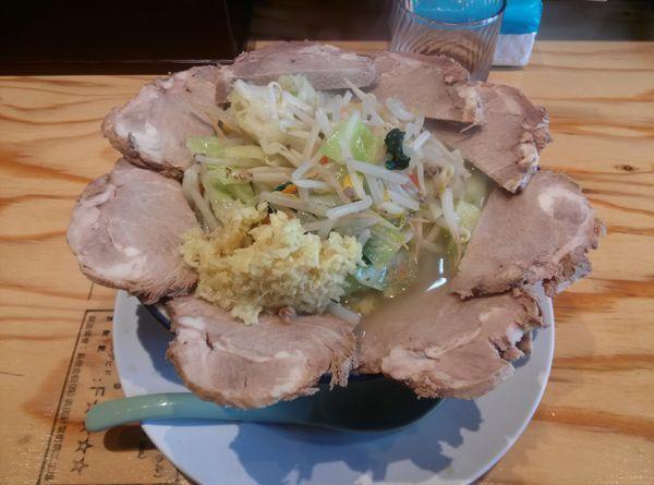 「肉タンメン並」@姫路タンメンの写真