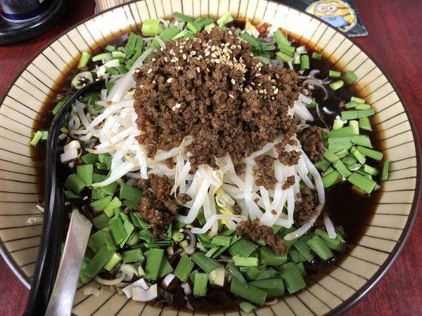 「ミソニラ辛みとろみ麺(800円)」@二代目めん家 味味の写真