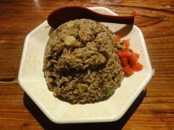 「バターリック焼飯」@ラーメン麺長の写真