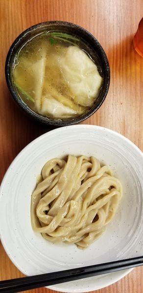 「つけ麺 ※茶漬け別注」@純手打ち 麺と未来の写真
