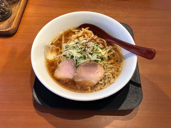 「冷やしラーメン」@麺や うから家からの写真