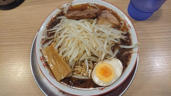 「大井町ネオン街ブルース(限定)」@煮干そば 流。の写真