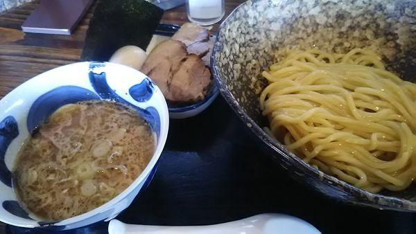 「マル得つけめん」@三ツ矢堂製麺 深谷花園店の写真