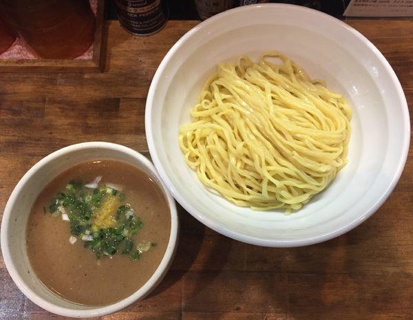 「つけ麺33塩800円」@麺屋33の写真