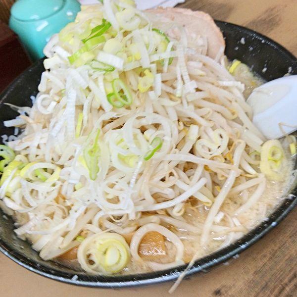 「とん塩もやし850」@らーめん弁慶 堀切店の写真