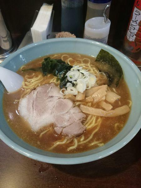 「とんこつ醤油 600円」@博多ラーメン 長浜や 笹塚店の写真