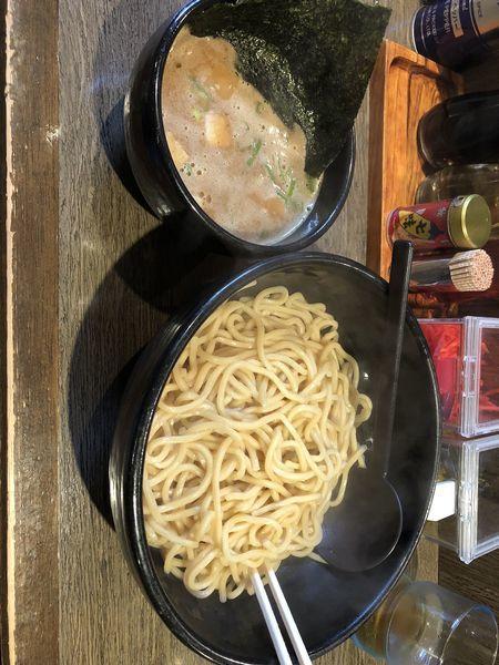 「ぶしもり並盛」@麺工房 いなせの写真