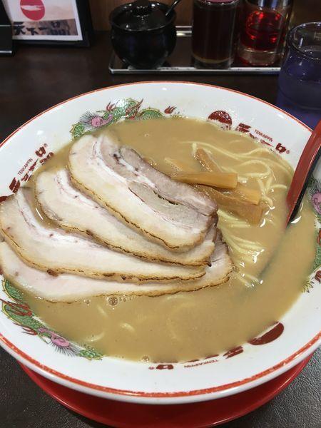 「チャーシュー麺」@天下一品 前橋大友店の写真