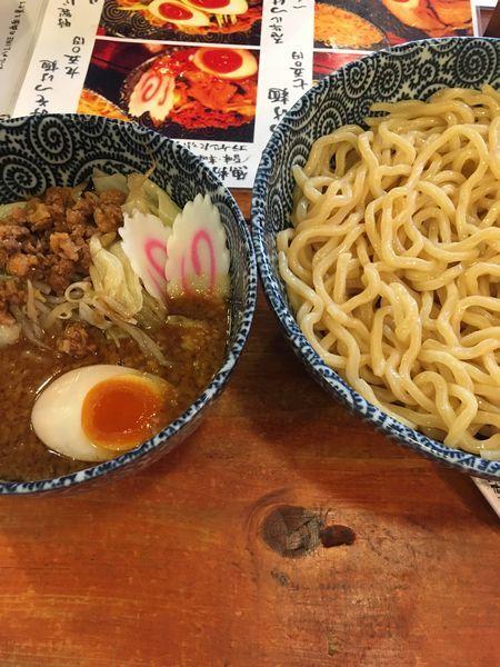 「みそつけ麺(大)」@つけ麺本舗 一億兆の写真