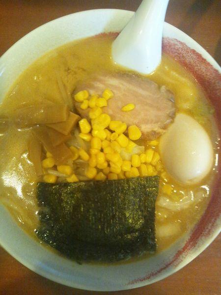 「特製味噌(全部のせ)」@ラーメン21番の写真