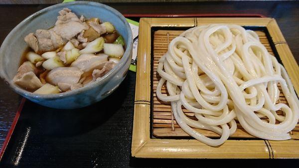 「肉汁うどん 並 680円」@藤店うどん 大宮店の写真