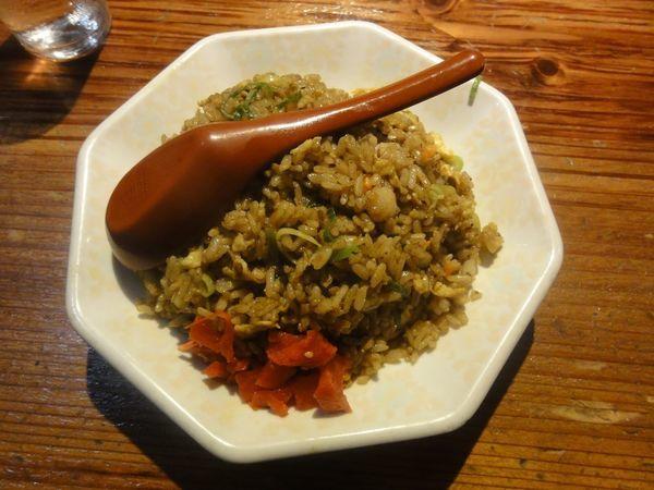 「カレー焼飯」@ラーメン麺長の写真