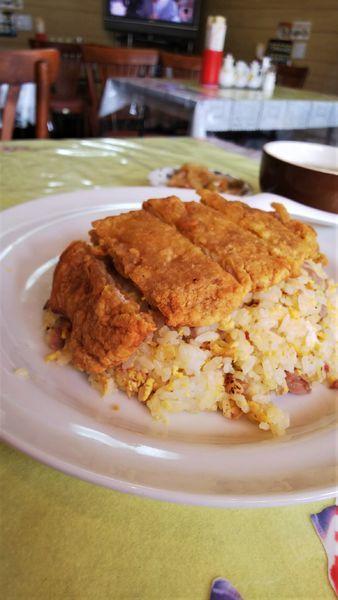「パイコー炒飯」@京華園の写真