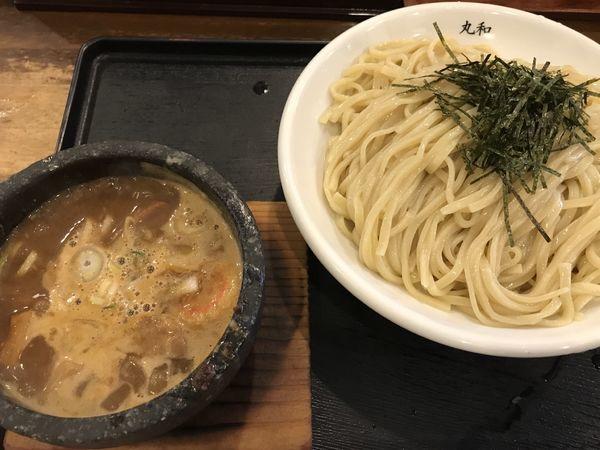 「丸和つけ麺」@つけ麺 丸和 尾頭橋店の写真
