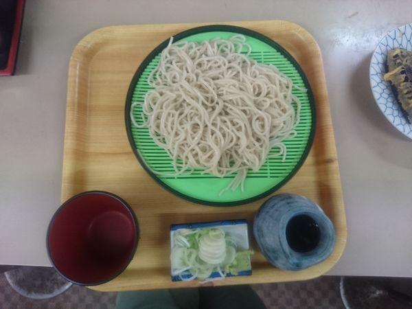 「もり蕎麦」@山田屋の写真