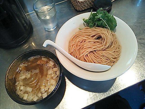 「鴨つけ蕎麦(大)」@日の丸さんじの写真