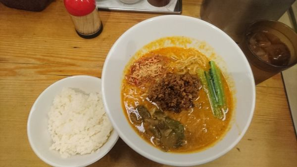 「担々麺 ¥850-」@担々麺 ほおずきの写真