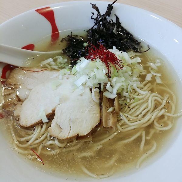 「塩ラーメン」@麺屋 福籠の写真