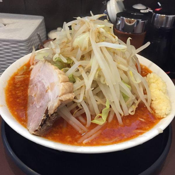 「辛味噌らーめん」@麺屋㐂龍の写真