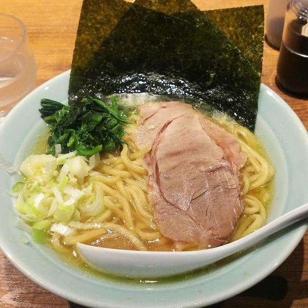 「ラーメン(並)  780円」@麺家 千晃 新横浜店の写真