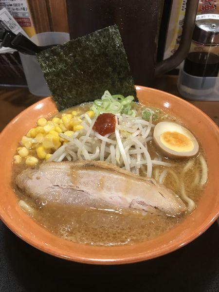 「むげん味噌」@麺屋むげんの写真