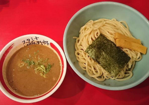 「煮干つけ麺 ¥880」@重厚煮干中華そば 大ふく屋 海浜幕張店の写真